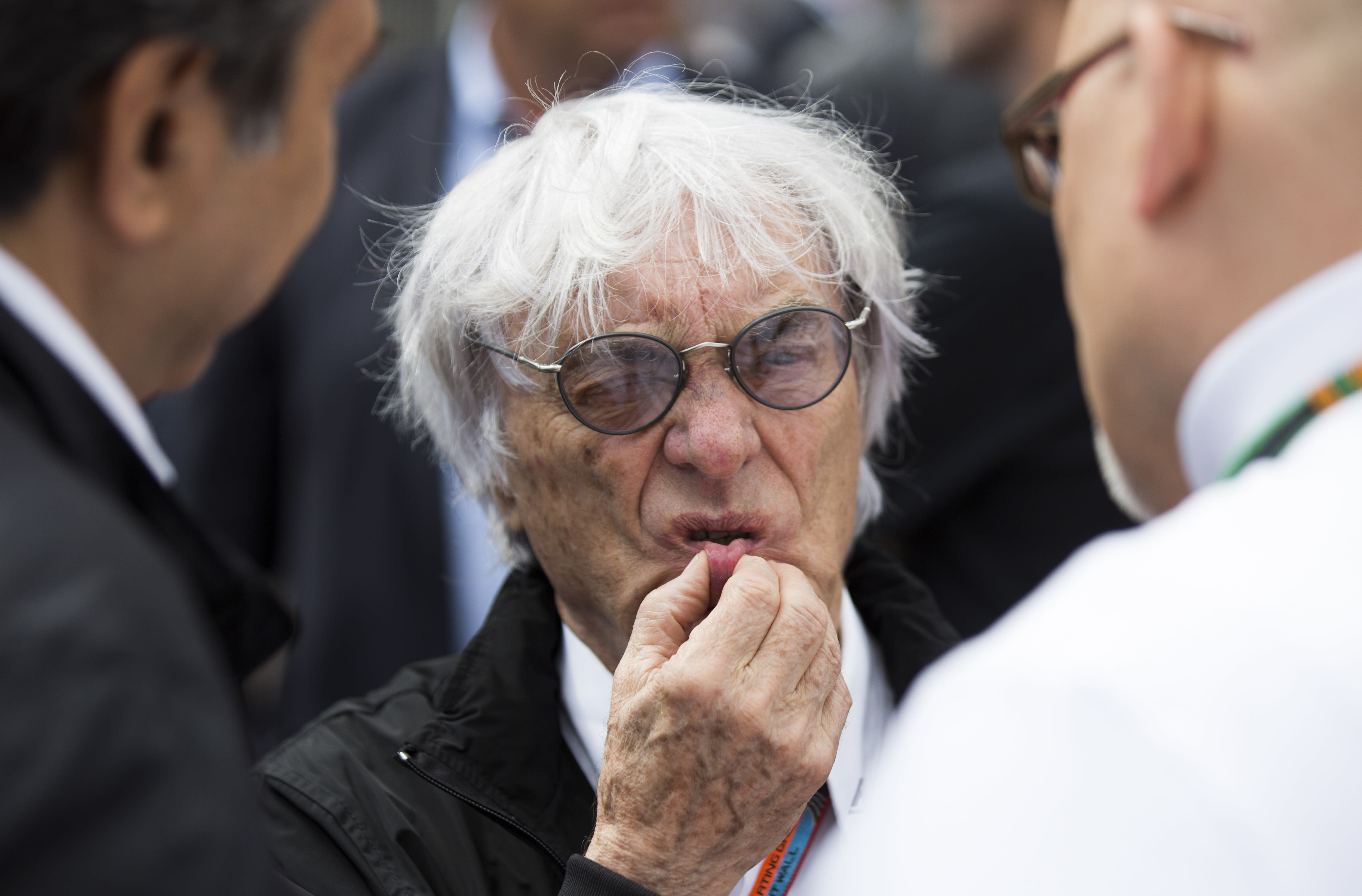 Ecclestone urges Rosberg and Vettel to promote F1 better