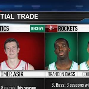 Potential Trade: Omer Asik to Celtics