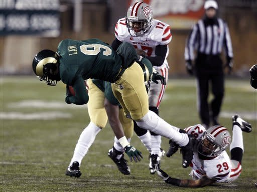 Colorado State rolls past UNLV for 33-11 victory