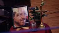Friends of Raymond Taavel remembered him Wednesday, a year after his death.