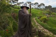 Ian McKellen as Gandolf in New Line Cinema&#39;s &#39;The Hobbit: An Unexpected Journey&#39;