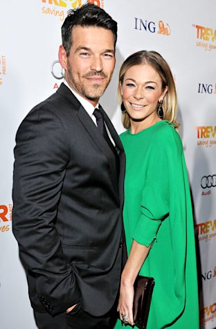 LeAnn Rimes: I Sometimes Worry Eddie Cibrian Will Cheat on Me