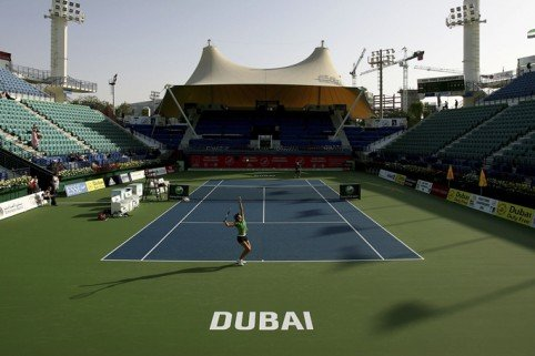 Dubai comes to Davis Cup rescue after Myanmar issue