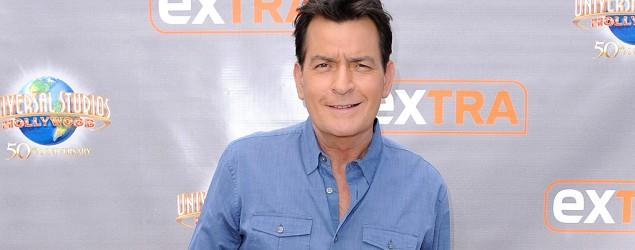 Charlie Sheen: I'd be Trump's VP in a heartbeat
