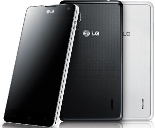 The most amazing smartphone you'll never buy: LG unveils quad-core Optimus G