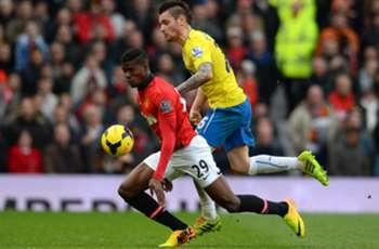 Moyes: No loan offers for Manchester United starlet Zaha