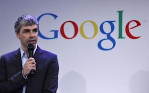Larry Page Just Wants Apple and Google to Get Along