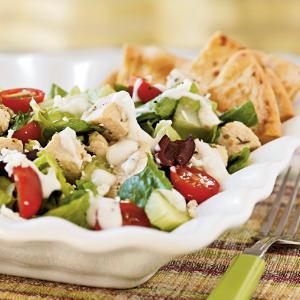 Herbed Greek Chicken Salad | View photo - Yahoo News