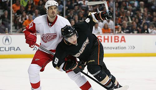 Detroit Red Wings vs. Anaheim Ducks
