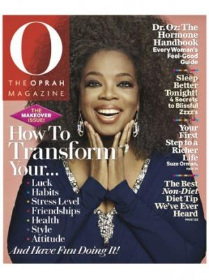 Oprah Talks About Updating - or Shuttering - Her Once Popular Magazine