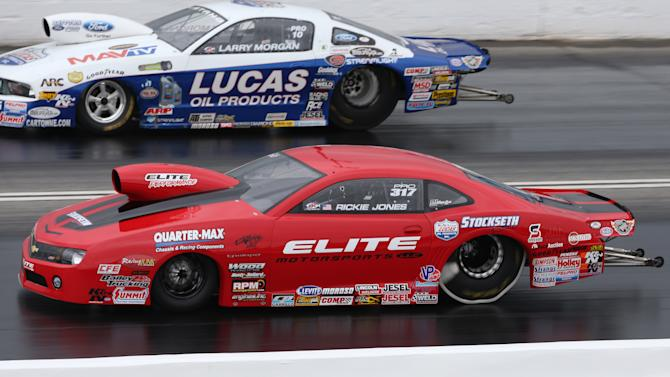 NHRA: Southern Nationals-Qualifying