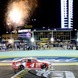 All Access: Harvick's Championship restart