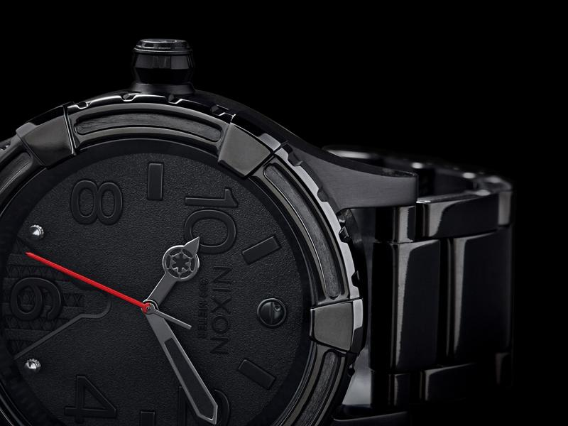 Nixon is launching four 'Star Wars' watches, and they're far from nerdy