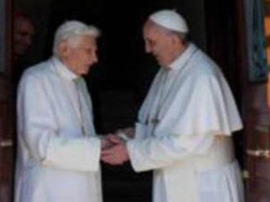 Benedict XVI Returns to Vatican City