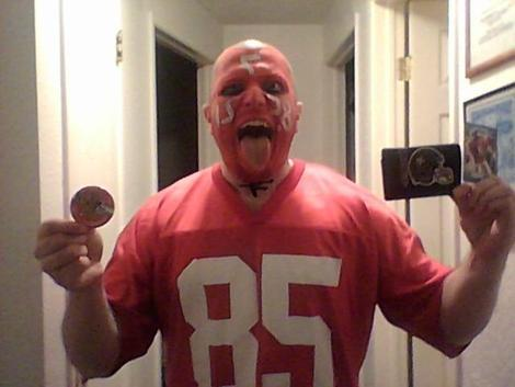 San Francisco 49er Super Fan and the Birth of a Bay Area Brat