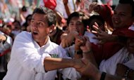 Polls Close In Mexico Presidential Election