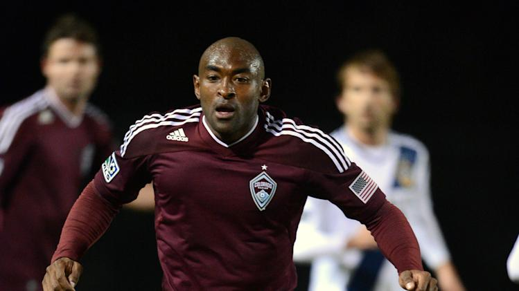 MLS: Preseason-Los Angeles Galaxy vs Colorado Rapids