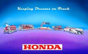 "Honda's ""Keeping Dreams on Track"" Float to Lead 2014 Rose Parade, Set to Break Record for Longest Rose Parade Float"