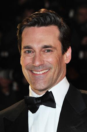 Jon Hamm attends the Orange British Academy Film Awards 2012 at the Royal Opera House, London, on February 12, 2012 -- WireImage