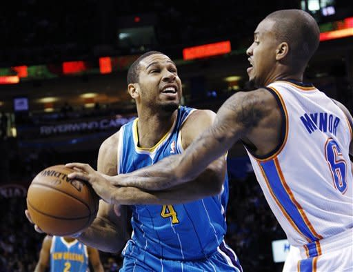 Thunder extend win streak to 9 with 92-88 victory