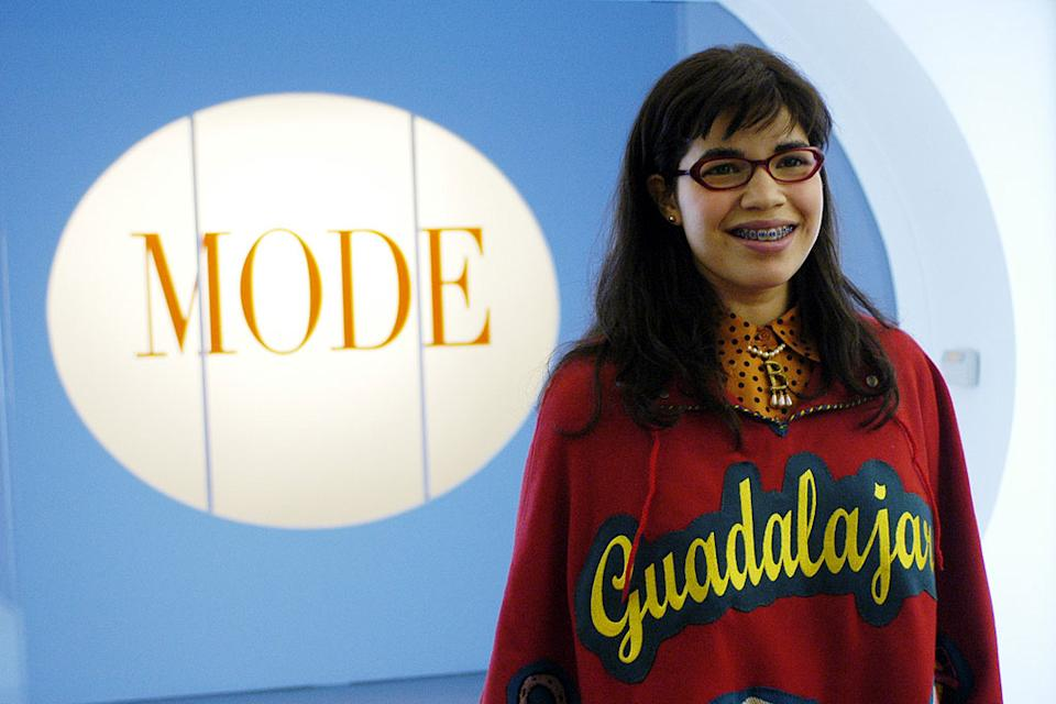 America Ferrera stars as Betty in Ugly Betty.
