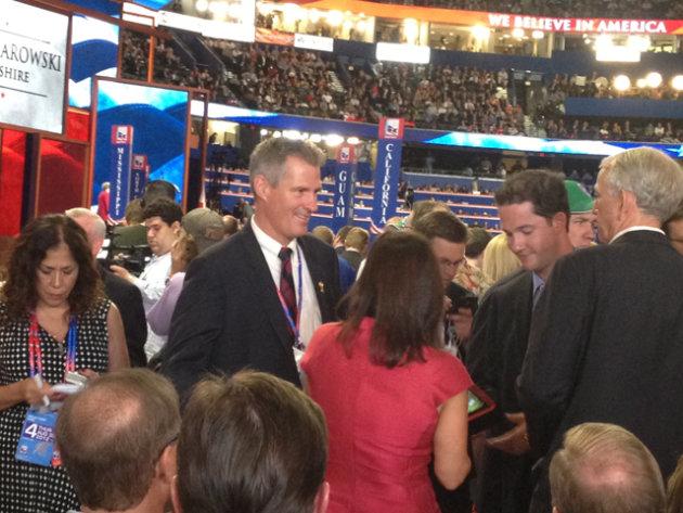 Sen. Scott Brown (Liz Goodwin/Yahoo News)