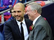 Cede el trono del United? Ferguson viaj para convencer a Guardiola