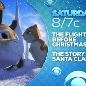 Holiday Central - The Flight Before Christmas & The Story Of Santa Claus (Preview)