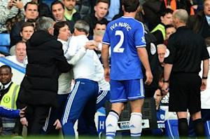 Chelsea assistant Rui Faria handed six-match stadium ban