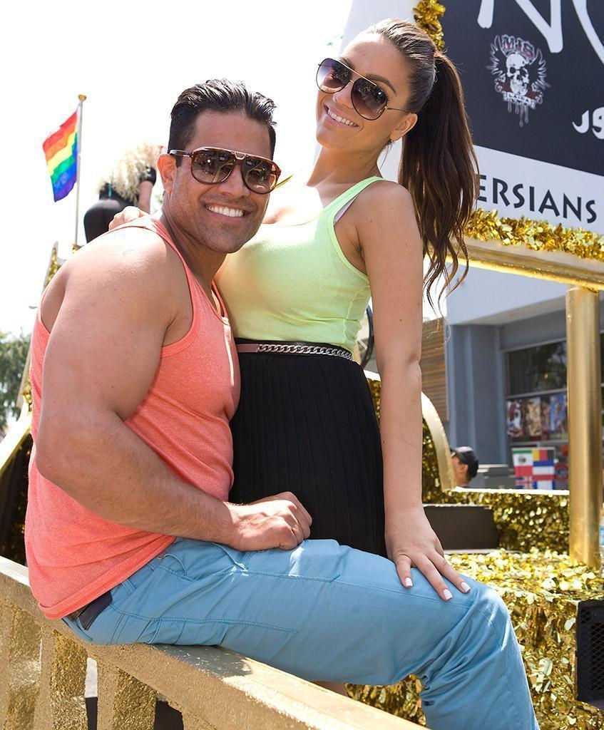 'Shahs of Sunset' Stars Jessica Parido and Michael Shouhed to Divorce After 8 Months of Marriage