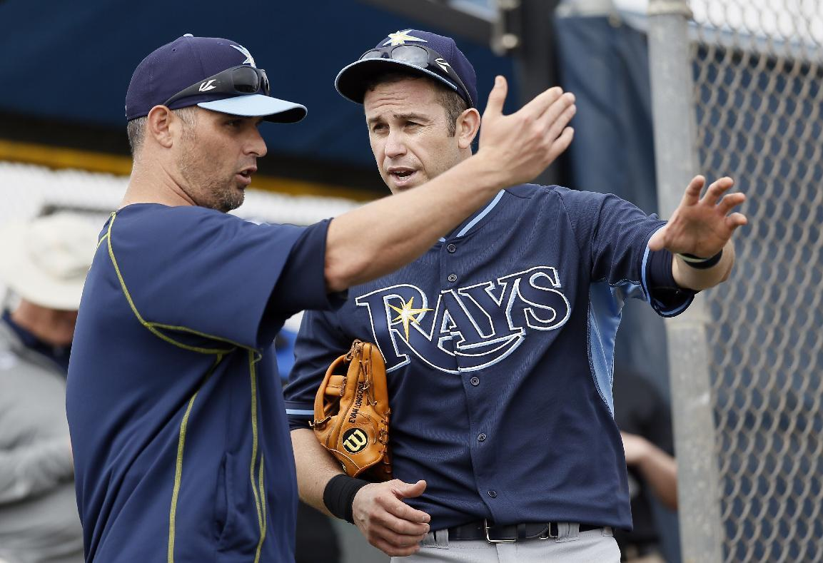 "Longoria eyes ""bounce-back"" year with revamped Rays"