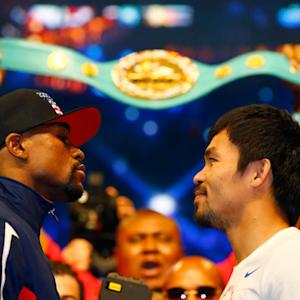 What did we learn from the Mayweather-Pacquiao weigh-in?
