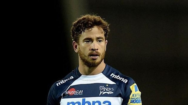 Danny Cipriani of Sale (PA Photos)