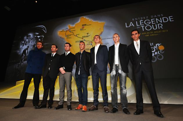 Le Tour de France 2013 Route Presentation