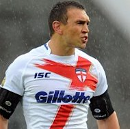 Kevin Sinfield has been named England captain