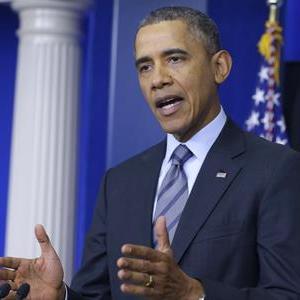 Obama Says Crimea Separation Would Violate Law