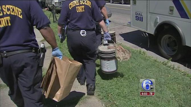 Key evidence found in Schuylkill River bodies case