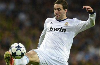 Agent: Higuain close to Arsenal move