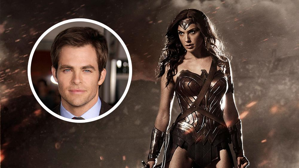 Chris Pine in Talks to Co-Star in 'Wonder Woman' (EXCLUSIVE)