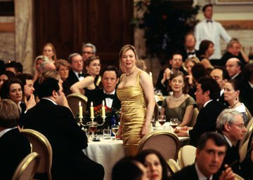 Renee Zellweger in Universal Pictures' Bridget Jones: The Edge of Reason
