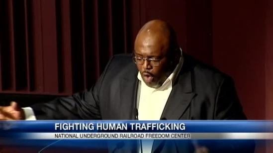 Freedom Center helps stop human trafficking