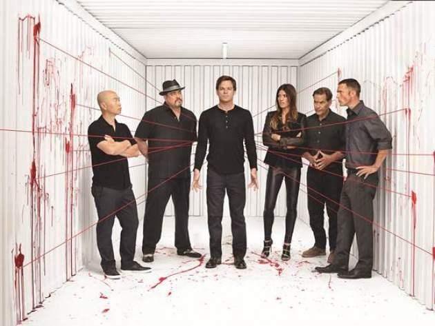 A still promoting the Showtime TV show 'Dexter,' Season 8 -- Showtime