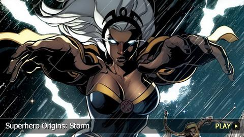 Superhero Origins: Storm