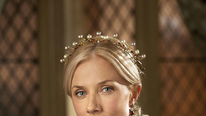"Joely Richardson as Catherine Parr in ""The Tudors."""