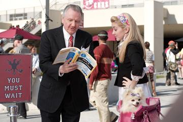 Jon Voight and Chelsea Staub in Lionsgate Films' Bratz