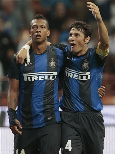 Inter, Liverpool reach Europa League group stage