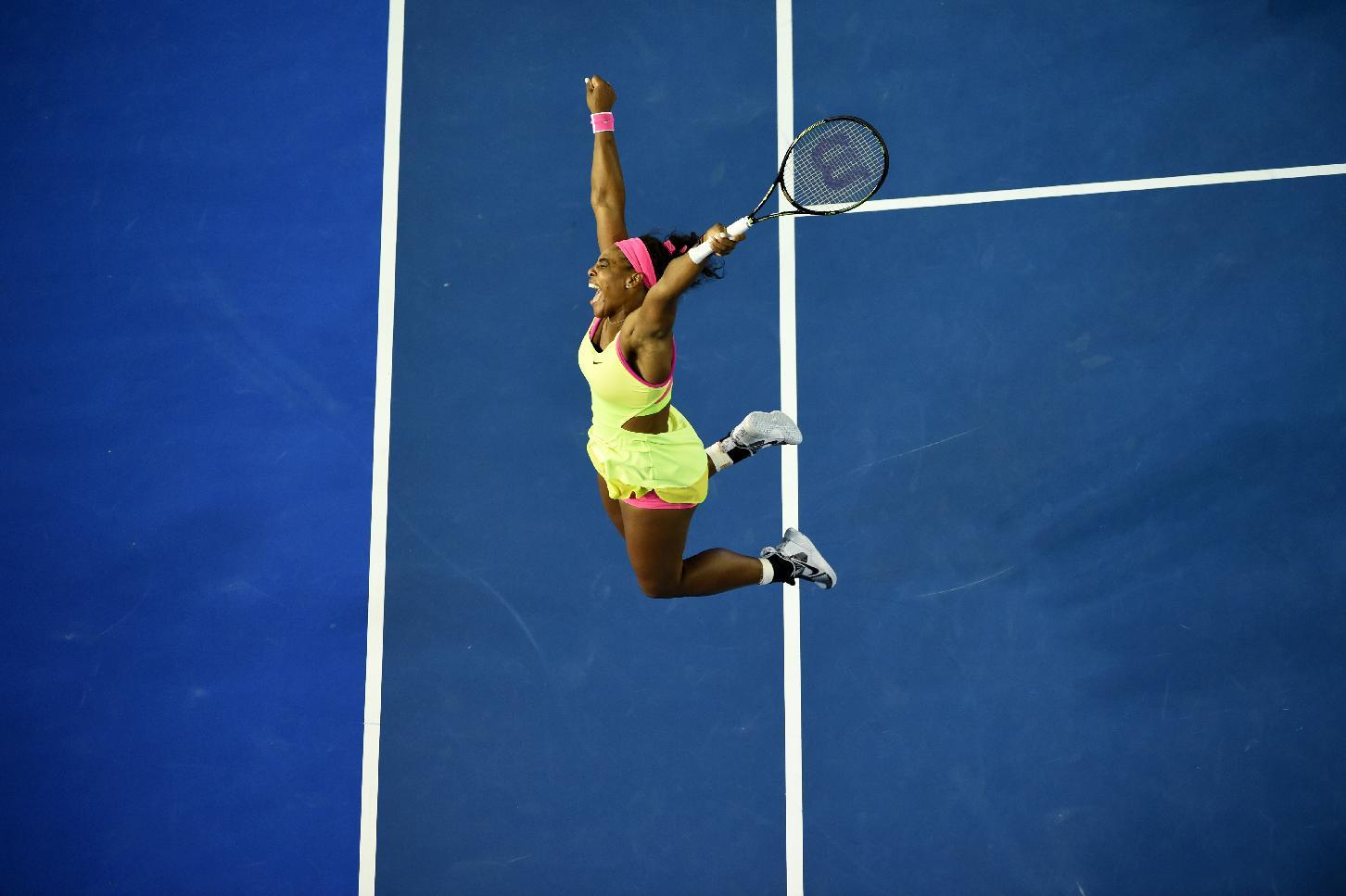 Australian Open Women's final: LIVE REPORT