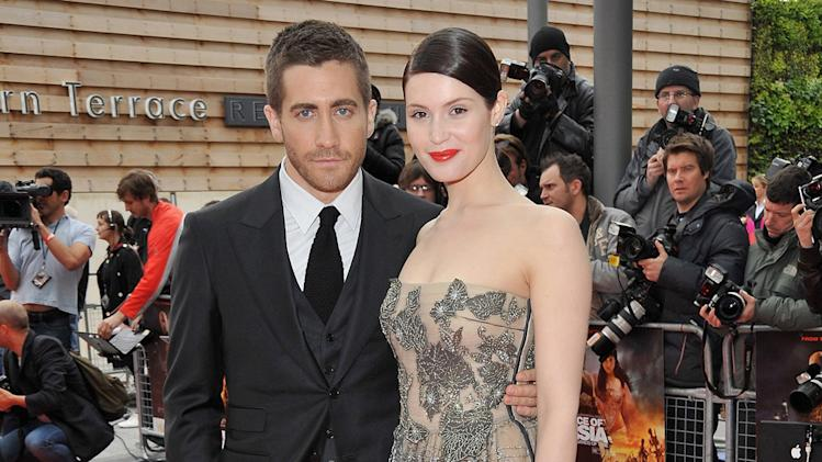 Prince of Persia The Sands of Time UK Premiere 2010 Jake Gyllenhaal Gemma Arterton