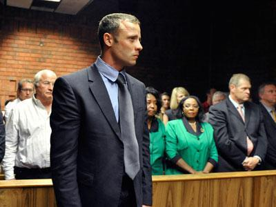 Pistorius Claims He Mistook Lover for Intruder