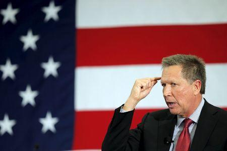 Ohio's Kasich says 2016 presidential run depends on money